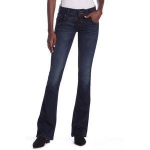 Hudson Signature Bootcut Jeans size 27 Dark Wash